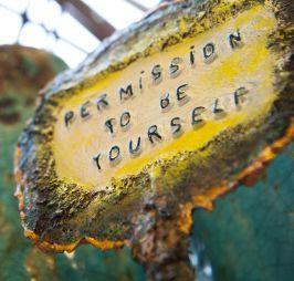 Toestemming om jezelf te zijn